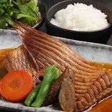 本日の魚料理定食