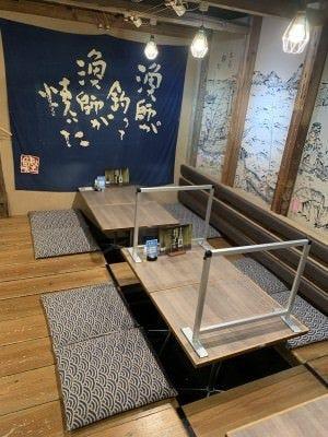 藁焼き鰹たたき明神丸 帯屋町店  店内の画像