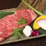 神戸牛ステーキコース~神戸牛のステーキ120g,前菜8種盛,お造り盛,季節の料理等々※お料理のみ