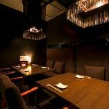 【要予約】10名様個室/大人の隠れ家個室空間和食で本格料理