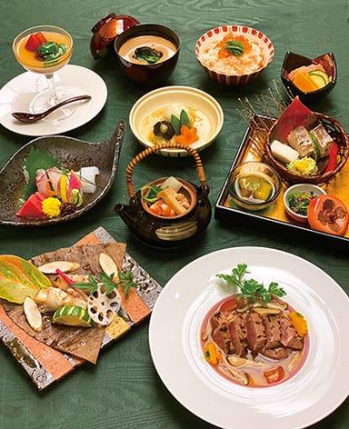 日本料理 松風  コースの画像