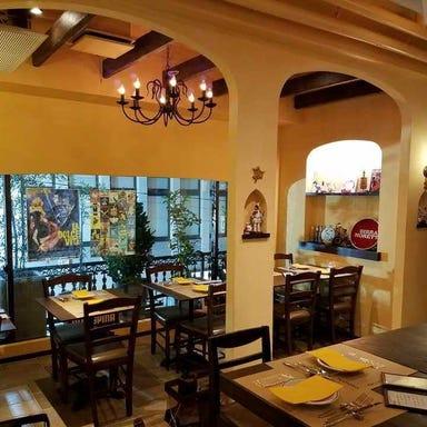 アンティカ トラットリア チーボ  店内の画像