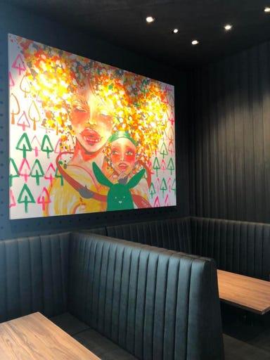 食堂カフェpotto×タニタカフェ もりのみやキューズモールBASE コースの画像