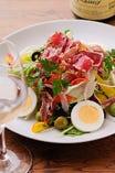 ニース風サラダ La salade niçoise