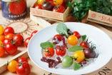 ◆◆Pomme d`amour 辻ファームのトマト盛り合わせ♭♭