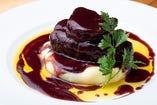 ☆アンガス牛フィレ肉のロッシーニ