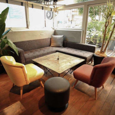 Dining Bar&Party Space SWAMP501 店内の画像