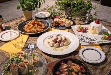 Dining Bar&Party Space SWAMP501 コースの画像