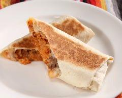 メキシカンブリトー(牛ハラミ・ラム肉)