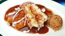 Grilled Lobster Enchiladas / グリルド・ロブスターのエンチラーダス