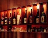お酒の品揃えも豊富です メニューに載ってないお酒もあります♪