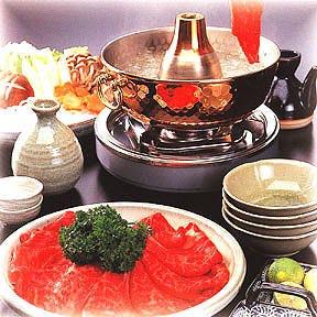 ◆ディナー食べ放題(お時間90分)◆ ■しゃぶしゃぶ・すき焼き・ちゃんこ食べ放題コース■