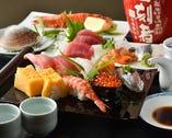 絶品握り寿司