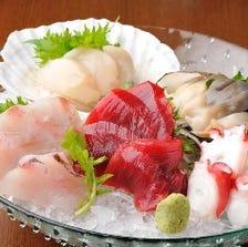 毎日朝獲れ宮城は石巻の鮮魚をご用意