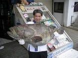 沖縄の色鮮やかな魚達を おいしく召し上がれます!