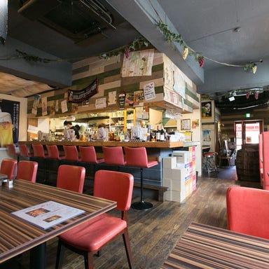 チーズとお肉のお店 St.Vino ~サン・ビーノ~ 刈谷本店 店内の画像