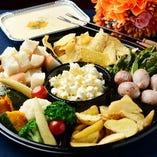 【テイクアウト】チーズフォンデュセット