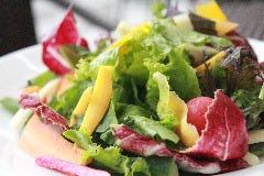 鎌倉野菜のフレッシュサラダ