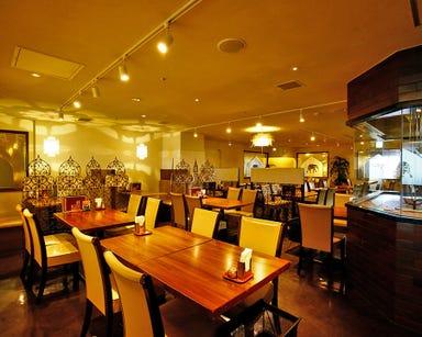 インドレストラン BINDU 梅田阪急グランドビル店 メニューの画像