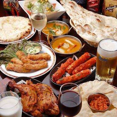 インドレストラン BINDU 梅田阪急グランドビル店 こだわりの画像
