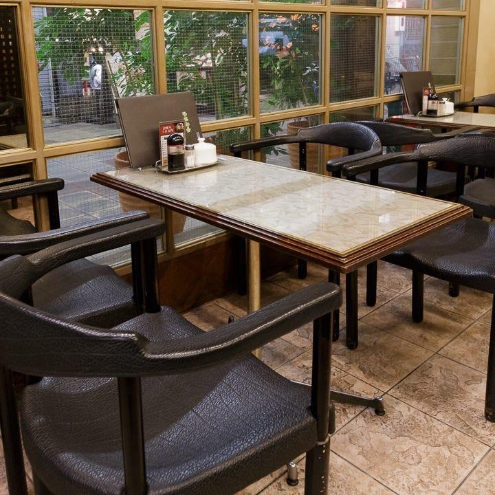 伝統と心を大切にする老舗の喫茶店