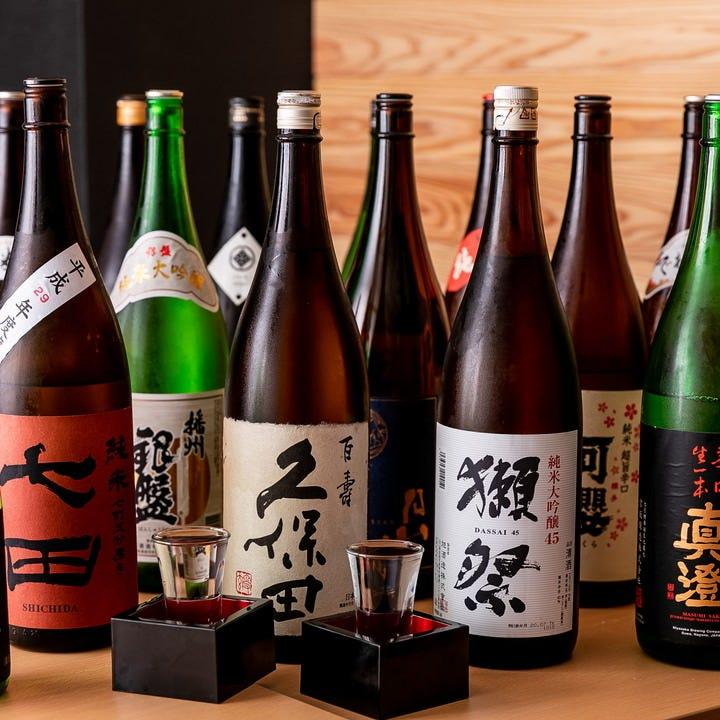 ※GOTOEATポイント利用対象◆楽天ポイント2倍貯まる◆2時間日本酒飲み放題