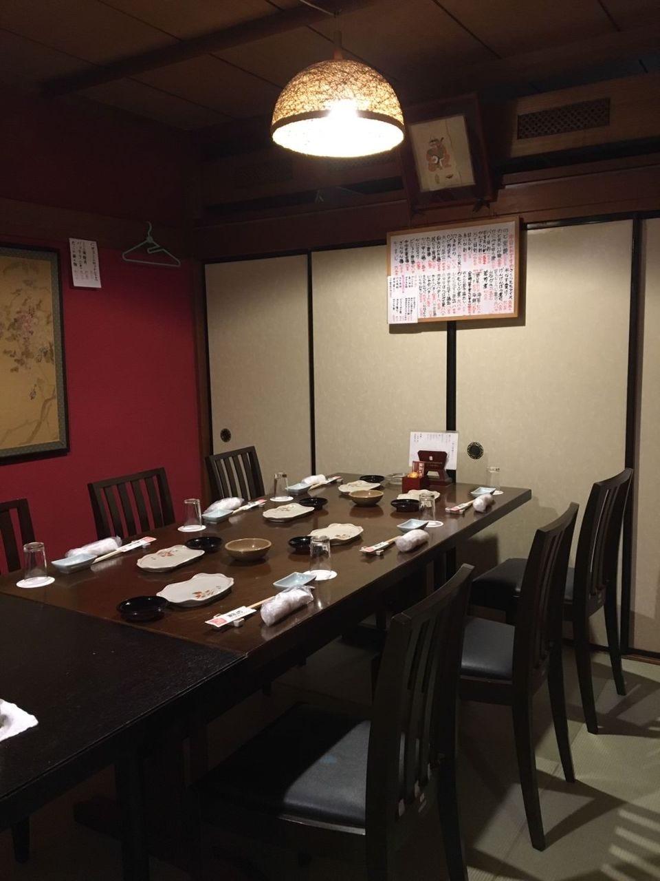 2階:テーブル座敷個室(4名~38名)