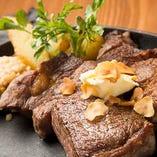 食べ放題は全25品で2時間3500円 ステーキも楽しめます!