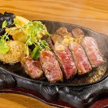 【ベティちゃんステーキ】ブラックアンガス牛 肩ロースステーキ