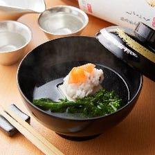 【当日予約OK!】本日の板長のおきまり コース~旬の食材を極上の調理法で~全6品