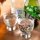 本日の日本酒もご用意しております!詳しくはスタッフまで!