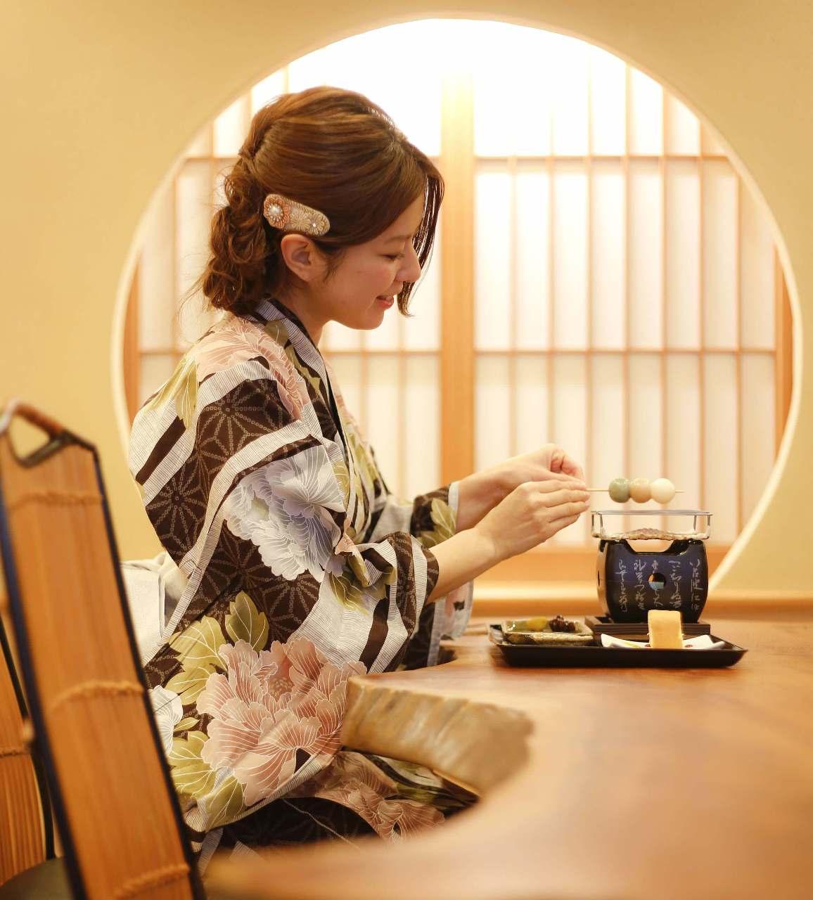 城崎温泉 cafe M's style 〜なごみ〜