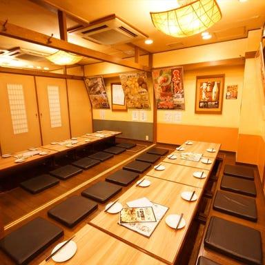 がぶ飲み酒場 鶏魚 -TORI・UO-  店内の画像