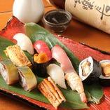 毎日仕入れる、新鮮魚介を使用した絶品料理の数々!