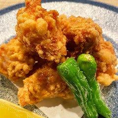 桜地鶏の唐揚げ