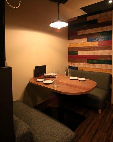 クラフトビールとパスタ Dining bar 暁 店内の画像