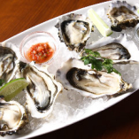 Assorted Fresh Oysters