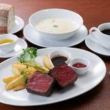 """【LUNCH】""""Silver Fern"""" Grass-fed Beef Tenderloin <New Zealand>"""