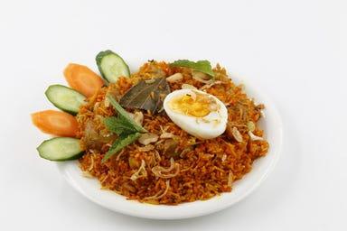インド料理・ベトナム料理 サガルマータ  メニューの画像