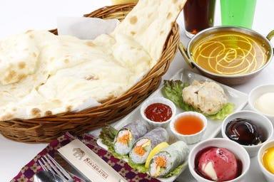 インド料理・ベトナム料理 サガルマータ  コースの画像