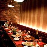 【VIPソファー席】宴会・パーティー・合コンで大人気!完全個室