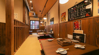 たれ焼肉 金肉屋 渋谷道玄坂店 店内の画像