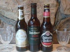 スペイン産ビール
