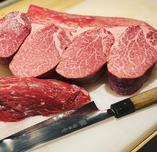 肉料理もございます。牛タン、炭焼き、承ります。