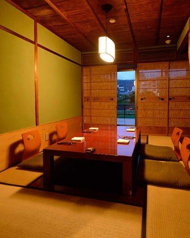 京都鴨川倶楽部  店内の画像