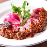 牛ハラミのバベットステーキ【アメリカ産】
