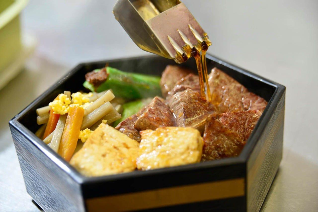 最上級のお肉!本格焼肉料理!