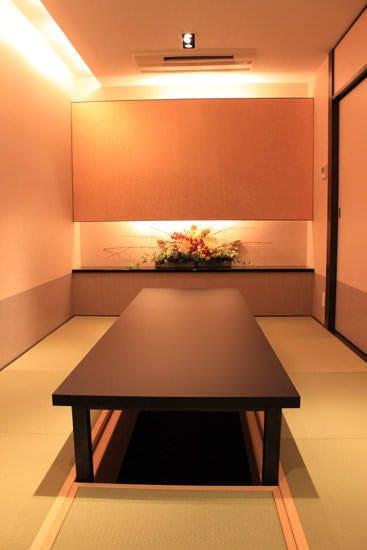 接待・記念日・顔合わせに最適な個室