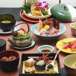 お祝い・竹(たけ)コース 7,350円
