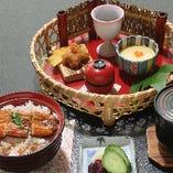 昼ごはん【うなぎ小丼】1,890円